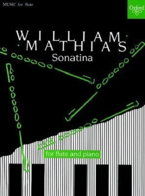 Mathias W - Sonatina for flute and piano (Oxford)
