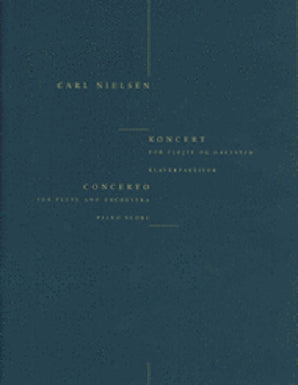 Nielson - Concerto for flute and orchestra (Piano Reduction) ( Ed Samfundet)