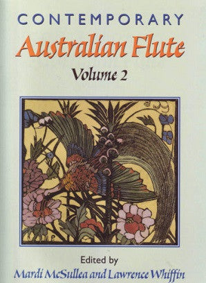 McSullea/Whiffin - Contemporary Australian Flute - Volume 2