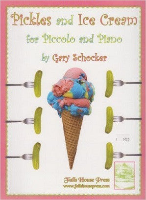 Schocker - Pickles and Ice Cream for piccolo and piano