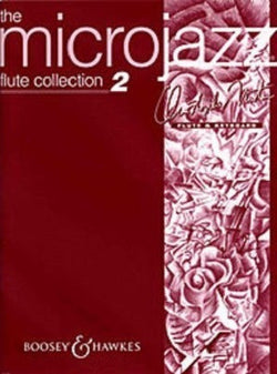 Norton - Microjazz Flute Collection Vol. 2 Easy Pieces in Popular Styles