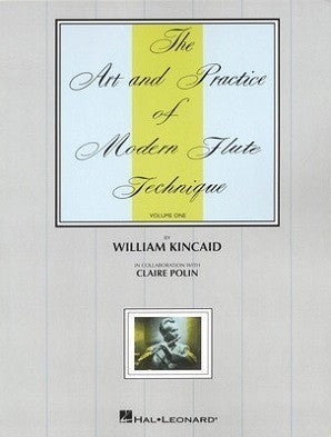 The Art and Practice of Modern Flute Technique, Vol. 1