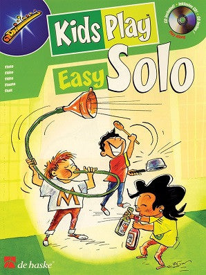 Kids Play - Easy Solos - Play-Along CD