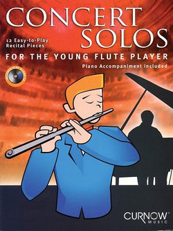 Concert Solos for the Young Flute Player