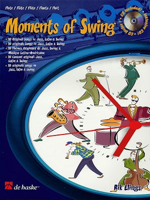 Elings, Rik - Moments of Swing