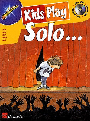 Goedhart,Dinie -  Kids Play Solo Flute