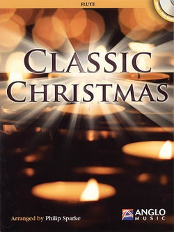 Sparke, P - Classic Christmas with CD
