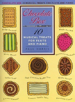 Harris, Paul - Chocolate Box - 10 Musical Treats For Flute And Piano
