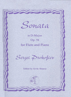 Prokofiev - Sonata for Flute and Piano (Little Piper)