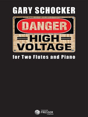 Schocker, Gary - Danger: High Voltage
