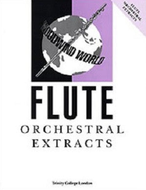 Flute Orchestral Excerpts Ed Clarke