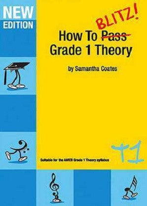 How to blitz theory G1 Workbook