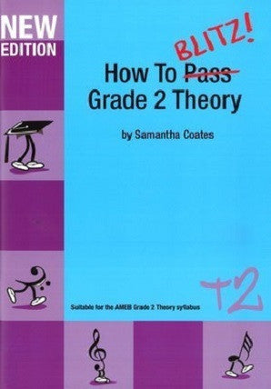 How to blitz theory G2 Workbook