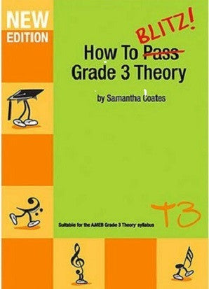 How to blitz theory G3 Workbook