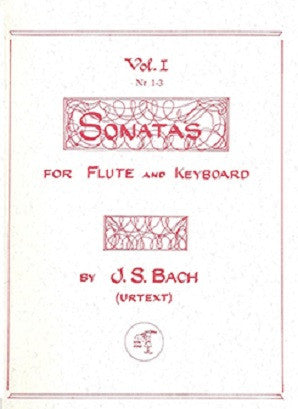Bach J S - Sonatas Vol 1 (Urtext) BWV 1030 - 1032 (Little Piper)