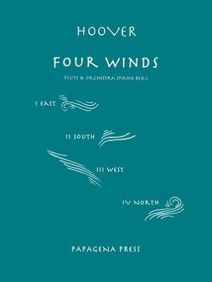 Hoover, K - Four Winds (Papagena Press)