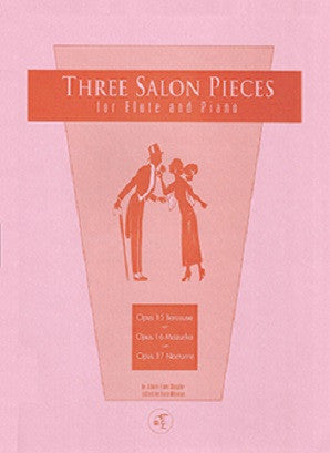 DOPPLER: Three Salon Pieces (Little Piper)