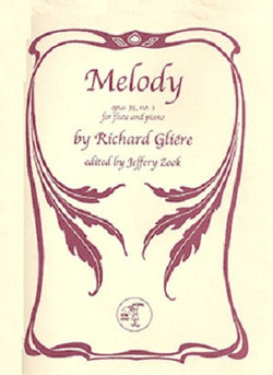 GLIERE: Melody Op 35, 1(Little Piper)