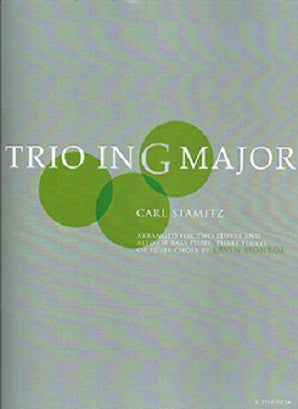 STAMITZ: Trio in G Major (Little Piper)