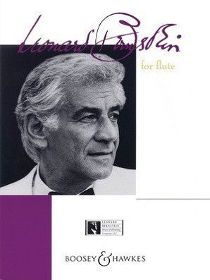Bernstein, L - Collection for flute and piano