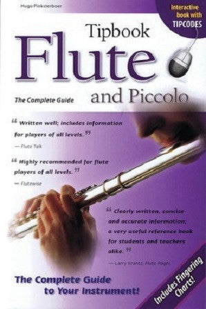 Pinksterboer, Hugo - Tipbook Flute and Piccolo