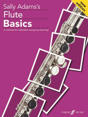 Flute Basics (pupil's book) Faber with CD