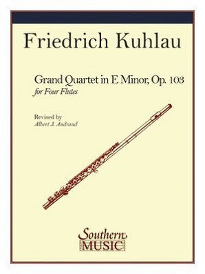 Kuhlau,F - Grand Quartet Op. 103 (Southern Music)