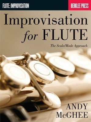 McGhee, A - Improvisation for Flute