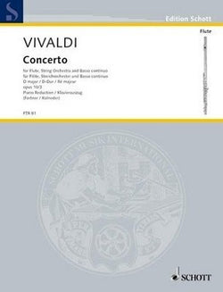 Vivaldi - Concerto No. 3 D major, Op. 10/3 (Schott)