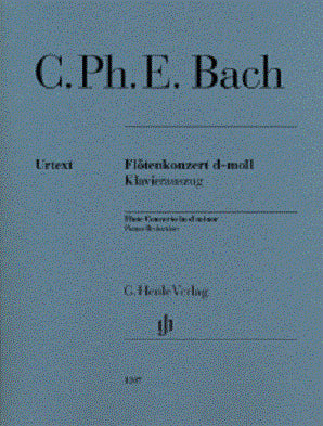 Bach, CPE - Concerto in D Minor (Henle)