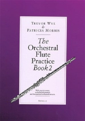 Wye, T - Orchestral Flute Practice Book 2