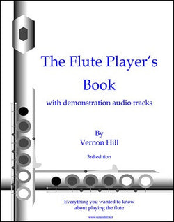 Hill, Vernon - Flute Players Book/CD
