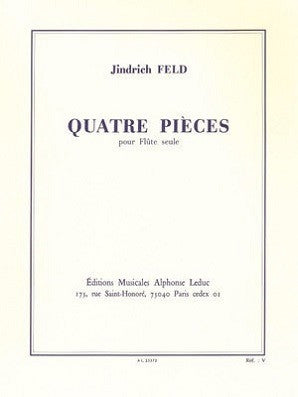 Feld - Quatre Pieces (Leduc)
