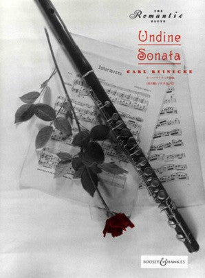 Reinecke - Undine Sonata, Op. 167 for Flute and Piano (B&H)