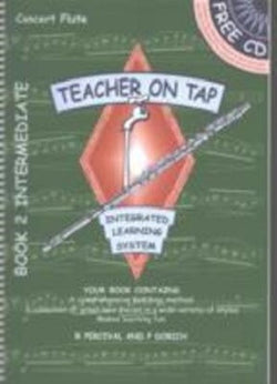 Teacher On Tap Concert Flute Book 2