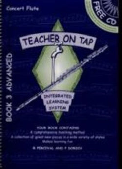 Teacher On Tap Concert Flute Book 3