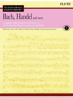 Bach, Handel and More - Volume 10