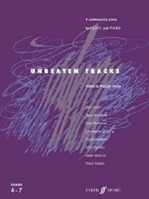 Various - Unbeaten Tracks (Instrumental Solo & Piano Accompaniment) (Faber)