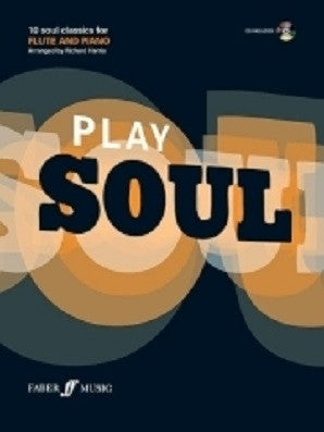 Harris, R - Play Soul (Instrumental Solo & Piano Accompaniment) (Faber)
