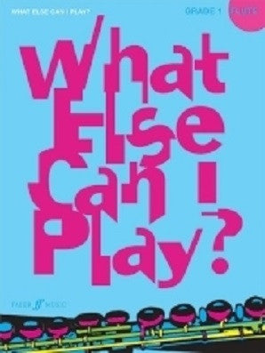 What Else Can I Play? Flute Grade 1 (Instrumental Solo) (Faber)