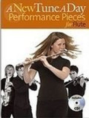 A New Tune A Day Performance Pieces for Flute (CD Edition)