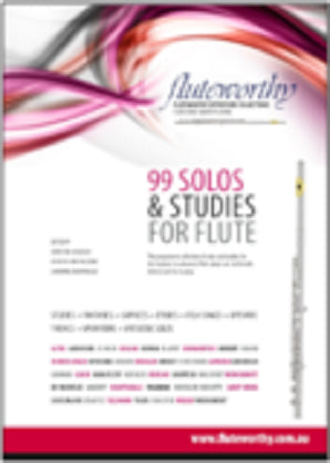 Fluteworthy - 99 Solos and Studies for Flute