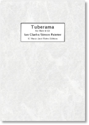 Clarke , Ian - Tuberama solo flute and backing CD