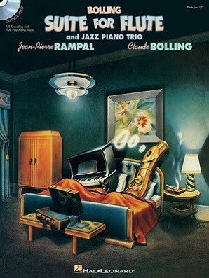 Bolling - Suite for Flute and Jazz Piano Trio Set of Parts/CD (Hal Leonard)