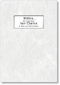 Clarke, Ian - Within... Includes accompaniment CD