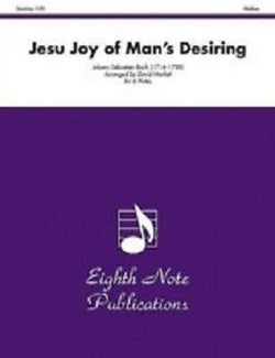 Bach, JS/Marlett - Jesu Joy of Man s Desiring for six flutes