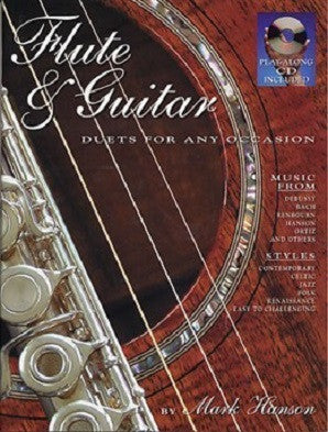 Duets for any occasion flute and guitar