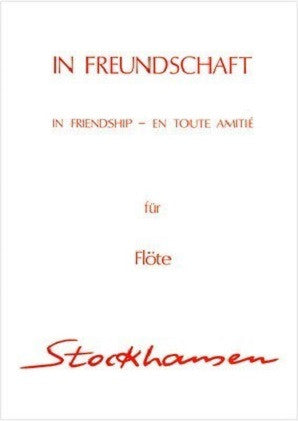 Stockhausen, K - In Freundschaft (In Friendship)
