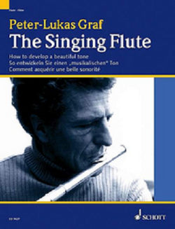 Graf-Lukas, - The singing flute (Schott)