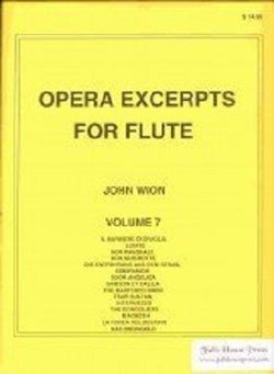 Opera Excerpts vol 7 John Wion - (Falls House Press)